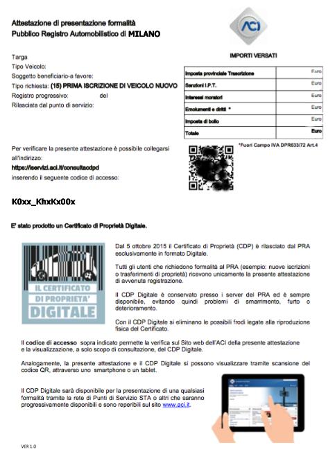 cdp digitale